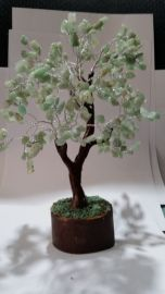 Green Aventurine Tree Large - 020