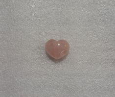 Rose Quartz Heart 3cm