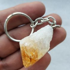 Keyring - Citrine Point