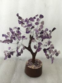 Amethyst Tree - Medium 014