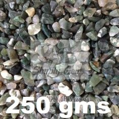 Moss Agate Chips - 250gm Pack