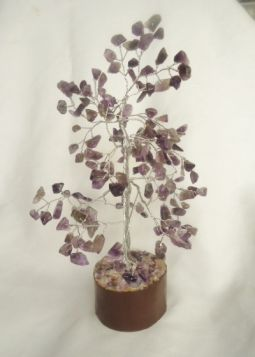 Amethyst Tree Medium 012