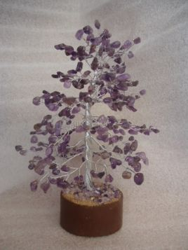 Amethyst Tree Large 016