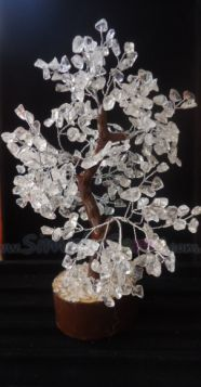 Clear Qtz Tree Large-020