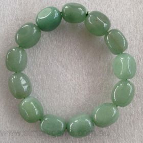 Nugget Bracelet - Green Ave