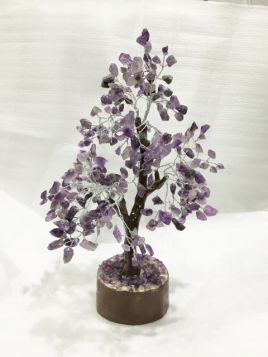 Amethyst Crystal Tree
