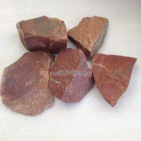 Red Jasper Chunks 1Kg