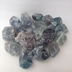 Fluorite Natural Chunks 1Kg