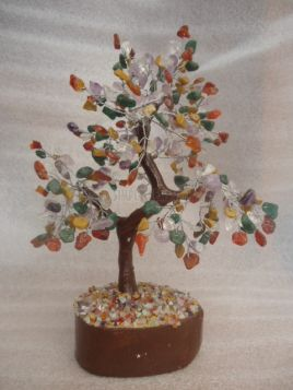 Mix Crystal Tree Large-020
