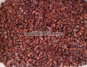 Red Jasper Chips 1Kg